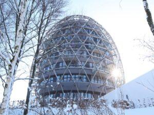 NR. 1 Vergader hotel in winterberg