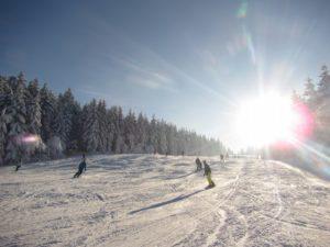 Lekker skiën in Winterberg
