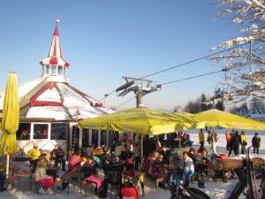 Apres ski in Winterberg